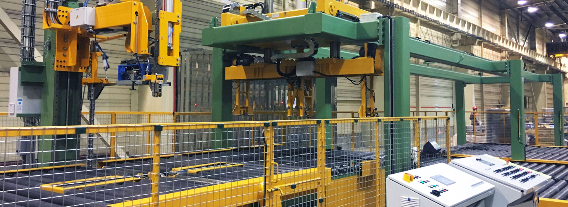Slit Coil Packaging Line