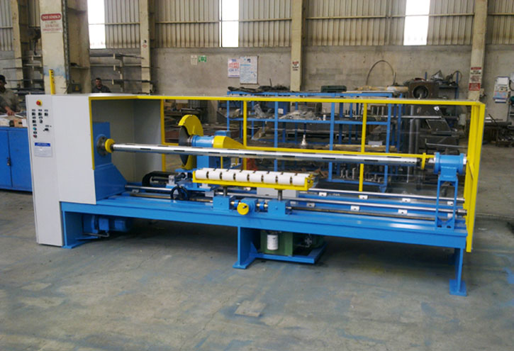 Slitting Machine For PVC