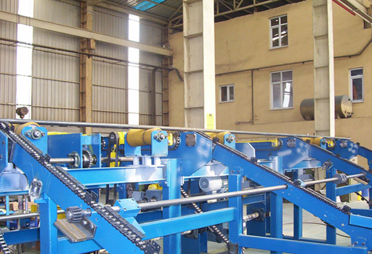 Pipe Packaging Line